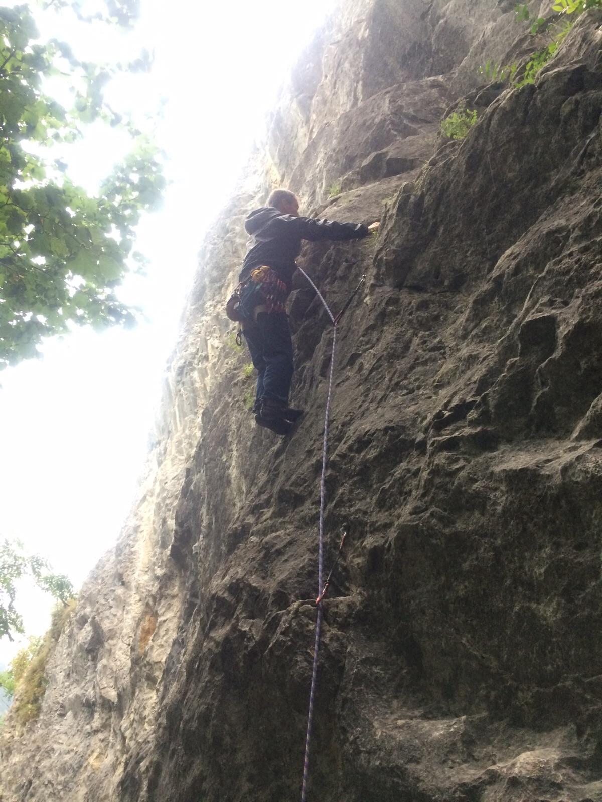 Kletterverein Seilbruch